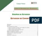 5) Estudios de Cohortes-2014 -Final