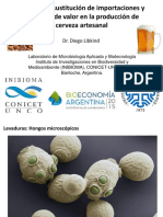 1. Levaduras Patagónicas Aplicadas a La Producción de Cerveza D. Libkind