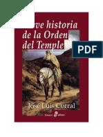 Corral Jose Luis - Breve Historia de La Orden Del