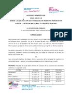 Acuerdo Ministerial 040210