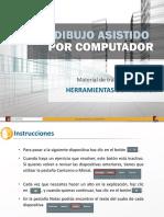 Herramientas de Precision_Autocad