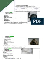 Clase Mineralógica