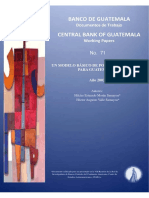 Modelo de Politica Monetaria