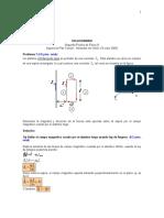 Solucionario 2 Prueba Fisica 3 2005