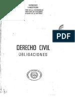Hinestrosa - Derecho Civil-Obligaciones