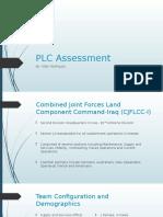 plc assessment