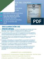 Colegio de Enfermeros Del Perú