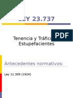Ley 23.737 2010