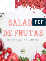 eBook Salada de Frutas