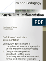 chapter 4 curriculum implementation