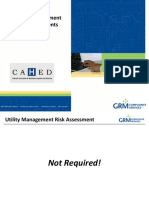 CAHED Utility Management