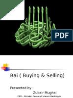 Alhuda CIBE - Bai ( Buying & Selling ) by Zubair Mughal