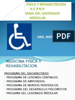 1 Rehabilitacion medular Dra Tueros.ppt
