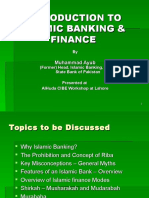 Alhuda CIBE - Intriduction to Islamic Banking and Finance by Muhammad Ayub