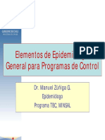 3. M Zuñiga - Epidemiologia Basica