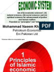 Alhuda CIBE - Islamic Economic System by Muhammad Naeem Khan