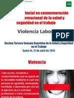 Violencia Laboral - Dr. Carlos Rodriguez (1)
