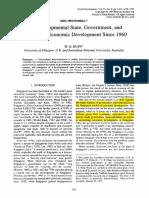 Developmental state, Government and Sinagpore 1960.pdf