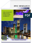 Weekly SGX Report by Epic Research of 22 AUGUST 2016