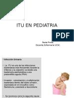 Infección Urinaria en Pediatria