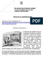 Facebook Adicto - REPORTAJE