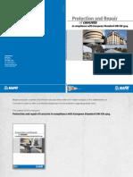 Protection Repair of Concrete
