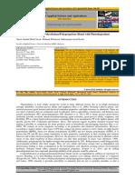 Mechanical Analyses of PolyethylenePolypropylene Blend With Photodegradant, 2014