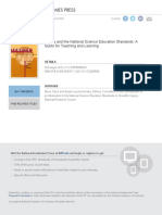 E-book Inquiry Teaching and Learning