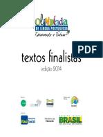Textos Finalistas 2014 (OLP)