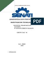 Mejora Continua en La Logistica Prieto