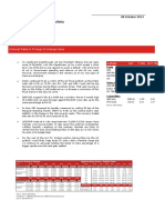 Treasury Research News Bulletin- 8 October 2013