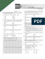Arihant-CAT Solvedpaper 2003f
