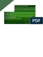 Invoice Service Sample