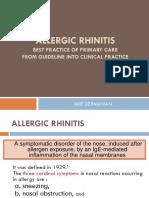 S5 - Allergic Rhinitis & Comorbid