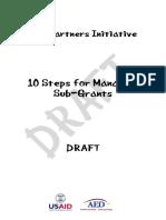 10steps managing sub grant.pdf