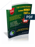 Top 5 Strategies To Make Money Fast With YouTube