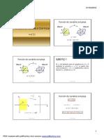 2 Funciones Variable Compleja(e)