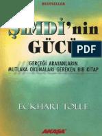 Simdinin Gucu - Tolle, Eckhart