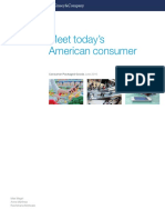 Meet Todays American Consumer