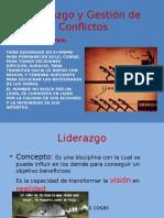 Liderazgo y Gestión de Conflictos (1)