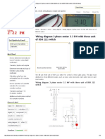 Wiring Diagram 3 Phase Motor 3