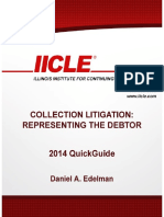 Collection Litigation_ Representing the  - IICLE(r).pdf