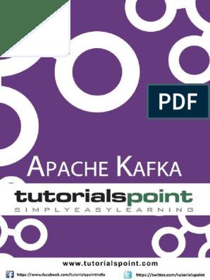 Apache Kafka Tutorial | Apache Spark | Replication (Computing)