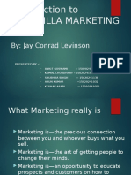 Marketing Strategy Final