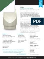 Urinal Falcon f1000