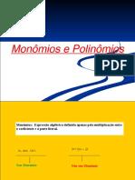 monomios