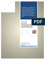 Acoustic Resonators White Paper 2015