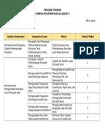 Program Tahunan (1 Smp) t.a. 2016-2017