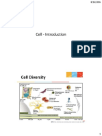 Cell - Introduction