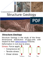 Structure Geology 2072